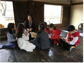 마을신과 관련된 미션활동 수행